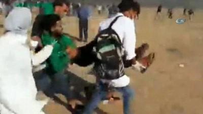 - Gazze'de şehit sayısı 62 oldu
