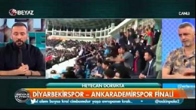 Diyarbakır Stadı doldu taştı