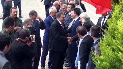 muhtarliklar -  Orman ve Su İşleri Bakanı Veysel Eroğlu Sinop'ta