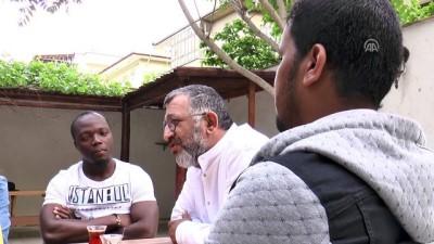 gonul elcileri - 105 ülkeden öğrenciler 'gönül elçisi' olarak yetiştiriliyor - KAYSERİ