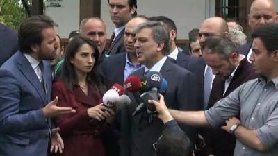 11. Cumhurbaşkanı Gül, soruları yanıtladı - İSTANBUL
