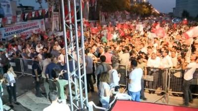 """- Kılıçdaroğlu:"""" Arzu ediyorum diliyorum, Türkiye'de huzur olsun"""""""