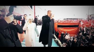 Sosyal medyayı sallayan klip: Aşkın adı Erdoğan
