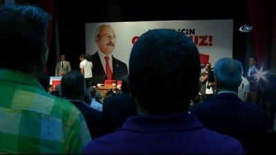 CHP Lideri Kılıçdaroğlu: 'Sen hakim misin, yoksa partinin kadın kolları başkanı mı'