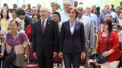 """CHP Lideri Kılıçdaroğlu: """"Çok parçalı olduğunuz için sesiniz çıkmıyor"""""""