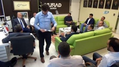 AK Parti Bursa Milletvekili Adayı Yelis: 'Biz yapmayı, onlarsa yıkmayı vaat ediyor'