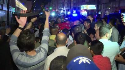ambulans helikopter - Bakan Soylu, Romanlarla bir araya geldi - İSTANBUL