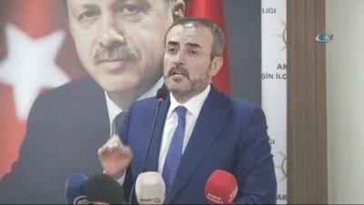 """AK Parti Sözcüsü Ünal: 'Kılıçdaroğlu HDP'ye oy verin diye teşkilatlara mesaj gönderdi"""""""