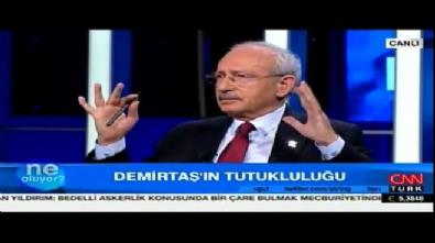 Kılıçdaroğlu'ndan skandal açıklama: Demirtaş terörist değil