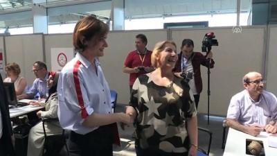 muhtarliklar - Gümrük kapılarında oy kullanılması - İSTANBUL