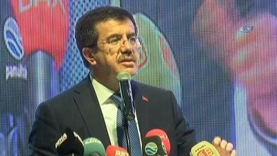 """Bakan Zeybekci: """"Moody's'in 17 Türk bankasının notunu düşürdüğünü açıklaması, suçüstü yakalanmaktır"""""""