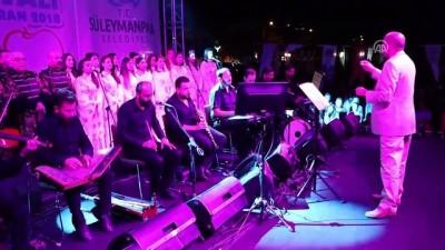 gonul elcileri - Müzikle 'barış' mesajı veriyorlar - TEKİRDAĞ