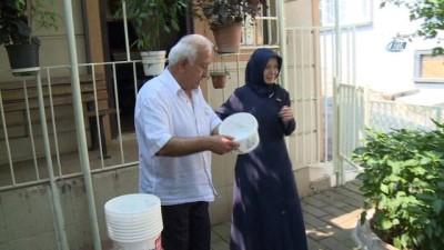 muhtarliklar -  Sokak hayvanlarına can suyu