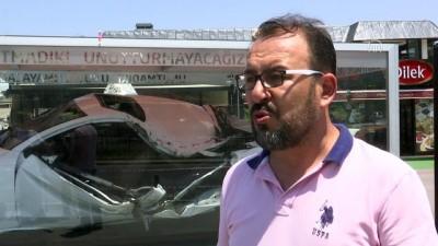 vatana ihanet - Tankın ezdiği araç '15 Temmuz unutulmasın' diye sergileniyor - İSTANBUL