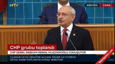 kemal kilicdaroglu - Kılıçdaroğlu'ndan dikkat çeken gaf