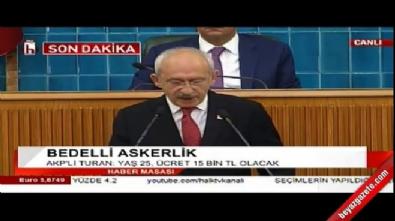 kemal kilicdaroglu - Kılıçdaroğlu'ndan güldüren gaf