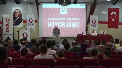 imam hatip okullari - Öncü Gençlik ve Spor Kulübü Başkanlığı'na Yavuz Kurt seçildi - İSTANBUL
