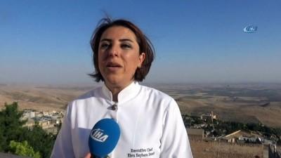 birlesmis milletler -  Mardinli Kadın Şef Demir'den gurur dolu sözler
