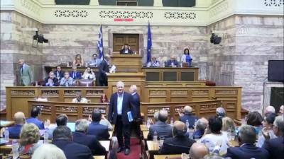 kurtarma paketi - 'Yunanistan normale dönüyor' - ATİNA