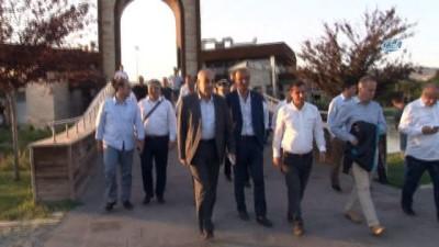 İHA Bölge ve Haber Müdürleri Elazığ'ı gezdi