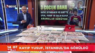 Kayıp Yusuf İstanbul'da görüldü