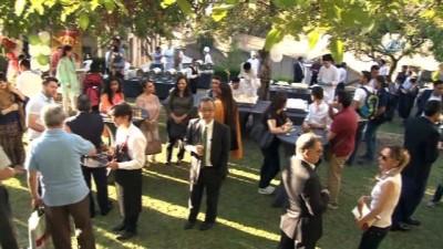 Pakistan Mango Festivali Ankara'da kutlandı