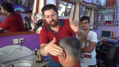 Astığı yazı ile Amerikan tıraşını yasakladı
