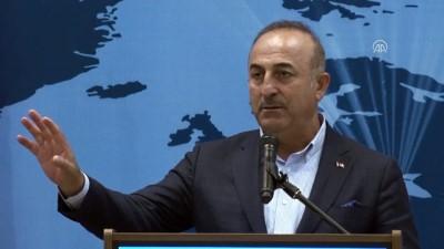 """avrupa - Çavuşoğlu: """"Türkiye, Avrupa ailesinin bir parçasıdır""""- KONYA"""