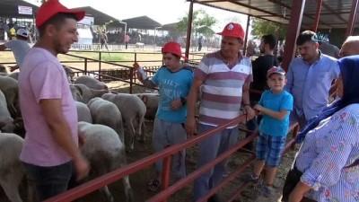 Başkan Özakcan hayvan pazarında vatandaşlarla buluştu