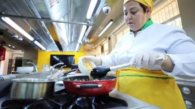 saray mutfagi - Osmanlı'nın mutfak zenginliği kayıt altına alınıyor - İZMİR