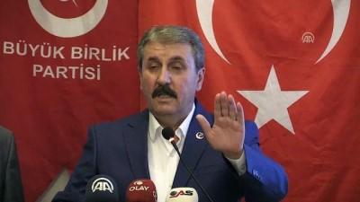 'İdam cezası teklifimizi ekim ayında Meclise sunacağız' - BURSA