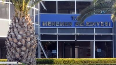 makam koltugu -  Menemen Belediyesine haciz şoku... Başkanın koltuğu yediemine gitti  Videosu