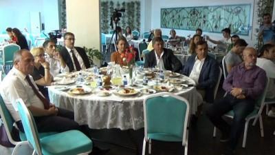 saray mutfagi -  Gastronomi Şehri ödülü alan Bolu'da yemekli kutlama