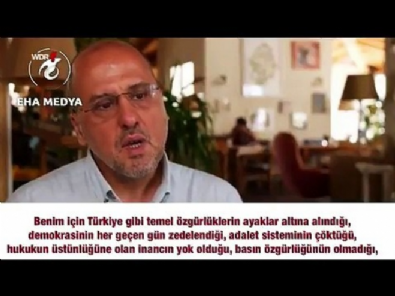 Ahmet Şık, EURO 2024 karşıtı propaganda yürütüyor