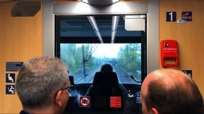 - Çevre dostu trenler sefere başlıyor - Hidrojenle çalışan tren pazartesi seferlerine başlıyor