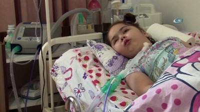 Tay-Sachs hastası minik Azra'nın ailesinden duygulandıran karar