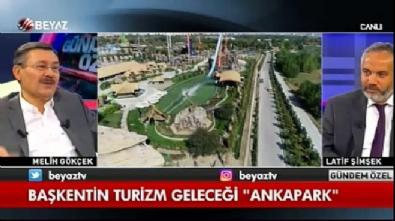 Melih Gökçek: ANKAPARK Ankara'ya çok şey kazandıracak