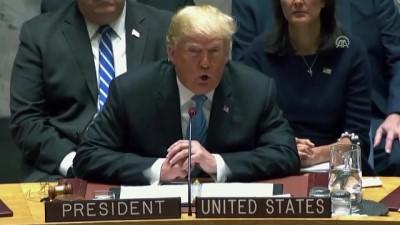 Trump'tan Çin'e 'seçimlere müdahale' suçlaması - NEW YORK