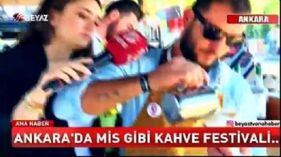 Ankara'da kahve festivali