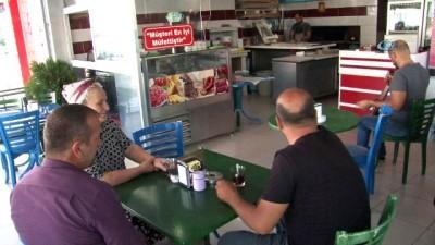 İşleri kötü giden lokanta sahibinin Karadeniz usulü çözümü tuttu