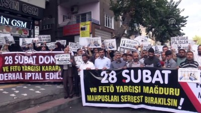 '28 Şubat siyasi yargı kararları iptal edilsin' talebi - DİYARBAKIR