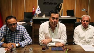 60 santimlik duvar yüzünden Bodrum Belediye Başkanı Mehmet Kocadon'a 38 gün hak mahrumiyeti verildi