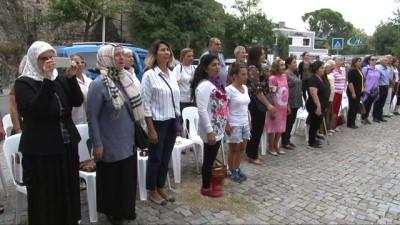 'Beykoz Ebru Günü' düzenlenen etkinlikle kutlandı
