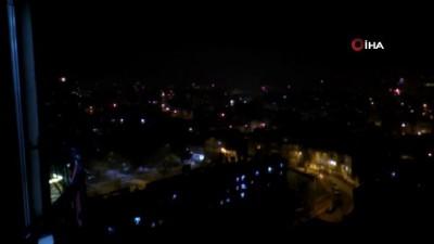 akon -  Gaziantep'te silah sesleri havai fişek seslerine karıştı