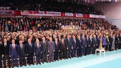 AK Parti Aday Tanıtım Toplantısı - KASTAMONU