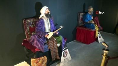Balmumu Heykel Müzesi, görenleri hayran bırakıyor