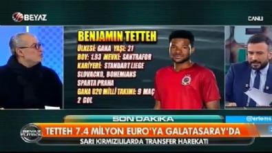 galatasaray - Galatasaray forvet transferini bitirdi