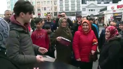 'Atatürk üzerinden ticareti uygun bulmuyorum' - İSTANBUL