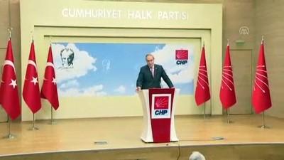 enflasyon hedefi - CHP Parti Sözcüsü Öztrak: '(Yıllık enflasyon rakamları) 2002'den sonra başlayan AK Parti döneminin en yüksek enflasyonu' - ANKARA