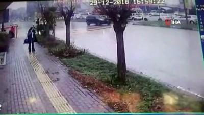 taksirle olume sebebiyet -  Yaya geçidinde yaşlı adama çarparak ölümüne sebep olan sürücü serbest bırakıldı